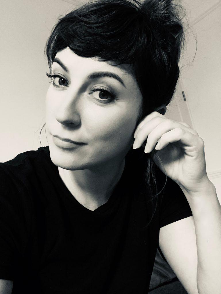 Bianca headshot makeup hair artist