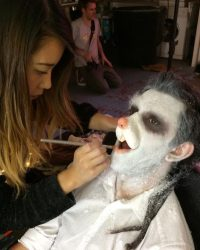 rabbit prosthetic makeup